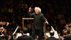 Simon Rattle conducts the Berliner Philharmoniker at the Barbican.